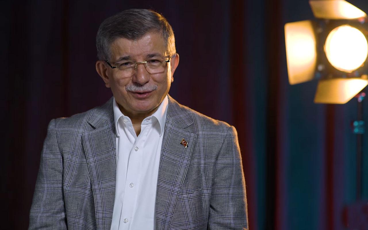 Ahmet Davutoğlu: Ben kendimi sağcı olarak görmedim hiçbir zaman