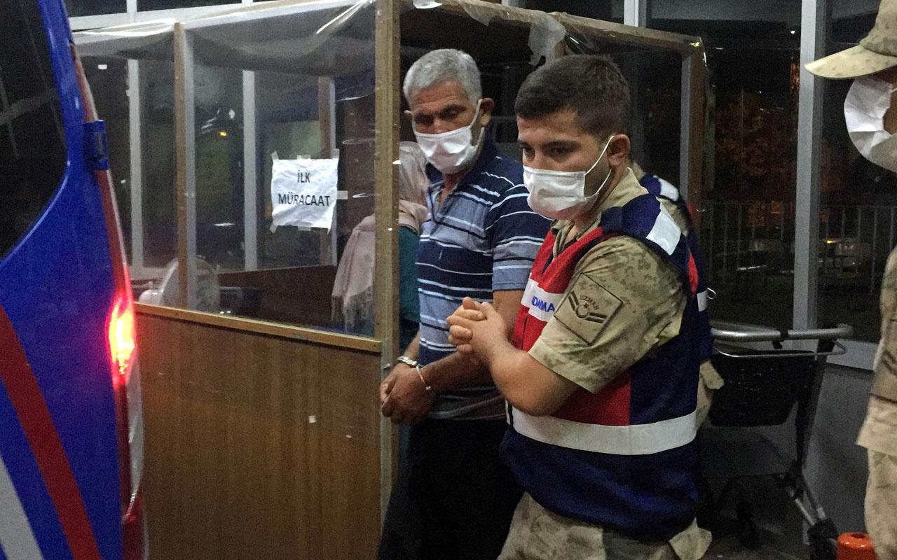 Kahramanmaraş'ta arazi anlaşmazlığı yüzünden oğlu ve gelinini öldürdü