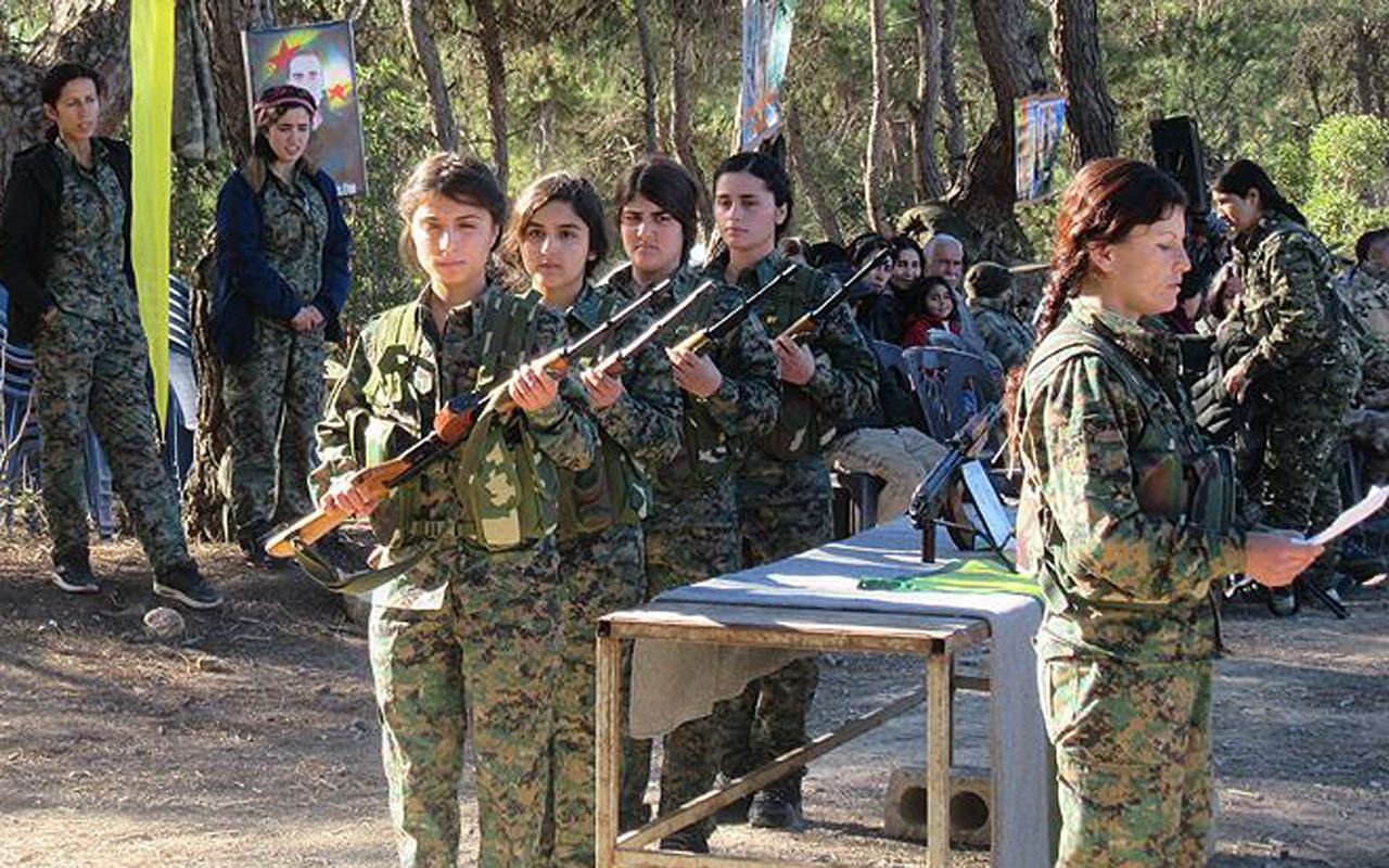 ABD raporunda PKK gerçeği! Çocukları zorla alıkoyup terörist yapıyorlar