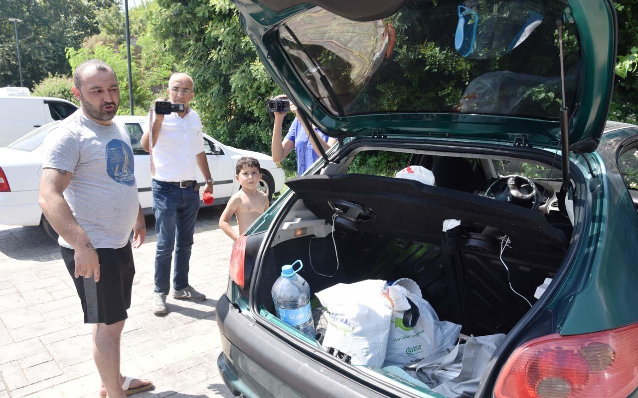 Tatili ucuza getirelim diyen aile Antalya'da ilk saatte soyuldu