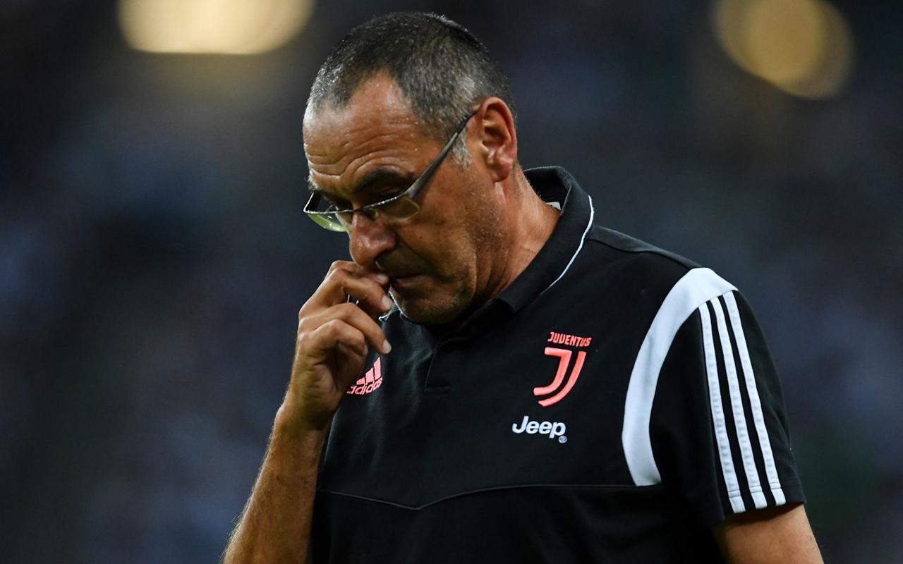 Juventus faturayı Maurizio Sarri'ye kesti!