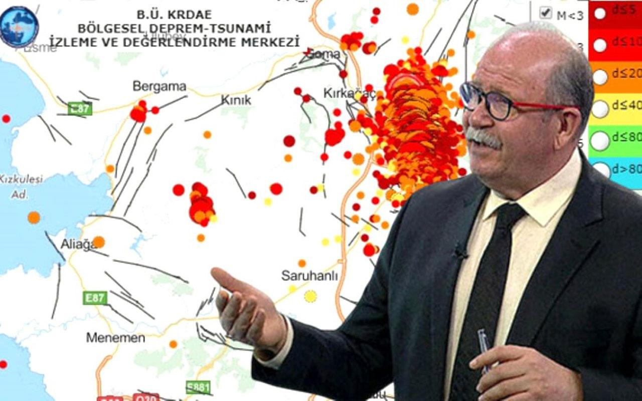 Prof. Şükrü Ersoy'dan olası İstanbul depremiyle ilgili dikkat çeken sözler
