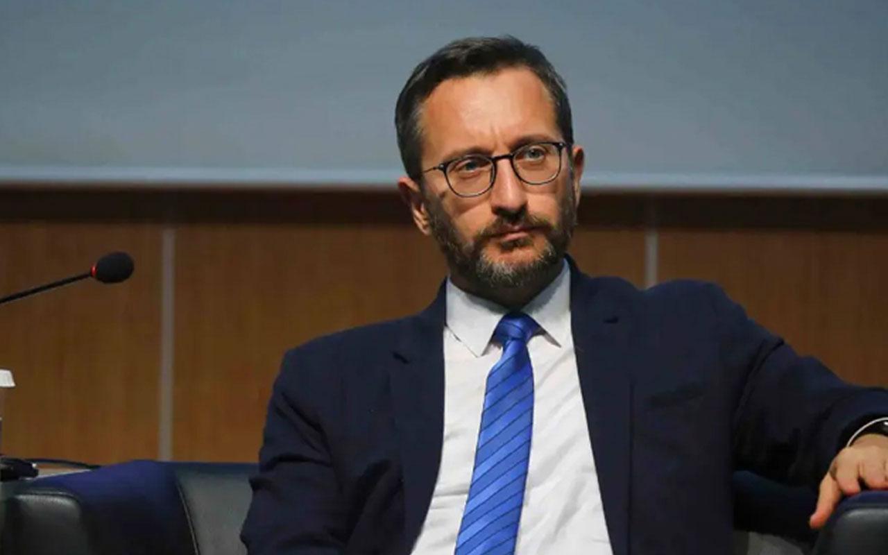 İletişim Başkanı Fahrettin Altun'dan Suudi Arabistan'a Kaşıkçı davası tepkisi