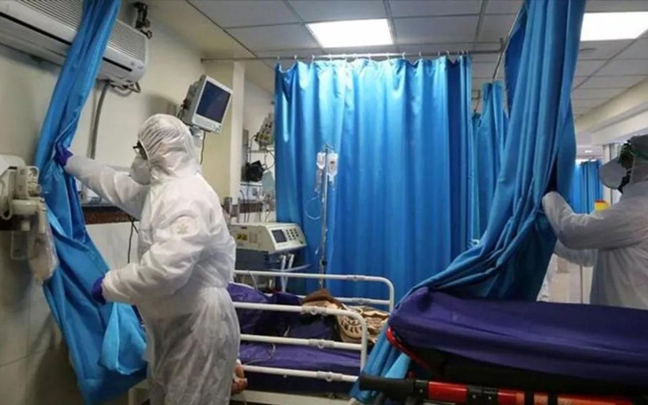 Kocaeli'de isyan ettiren olay! Koronavirüs tedavisi gören yaşlı hastayı terk ettiler