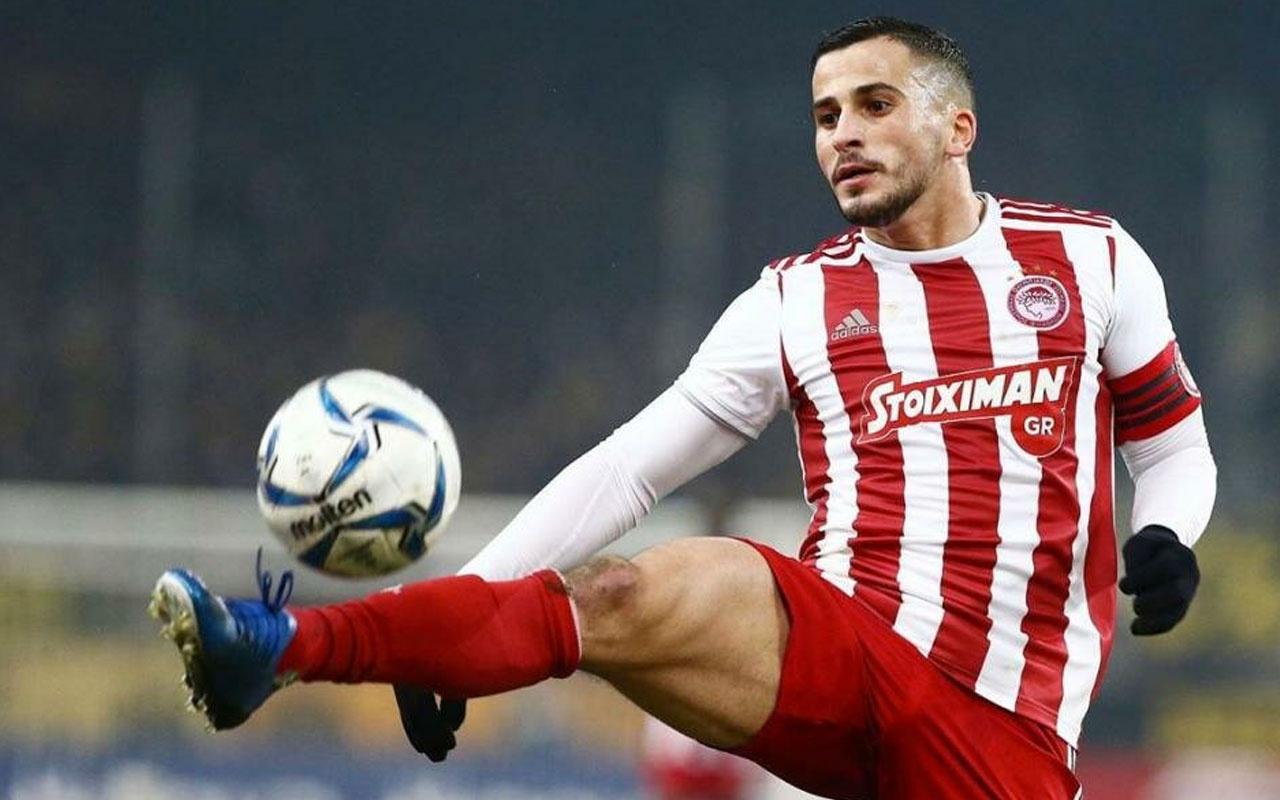 Omar Elabdellaoui: Galatasaray'la anlaştım geliyorum