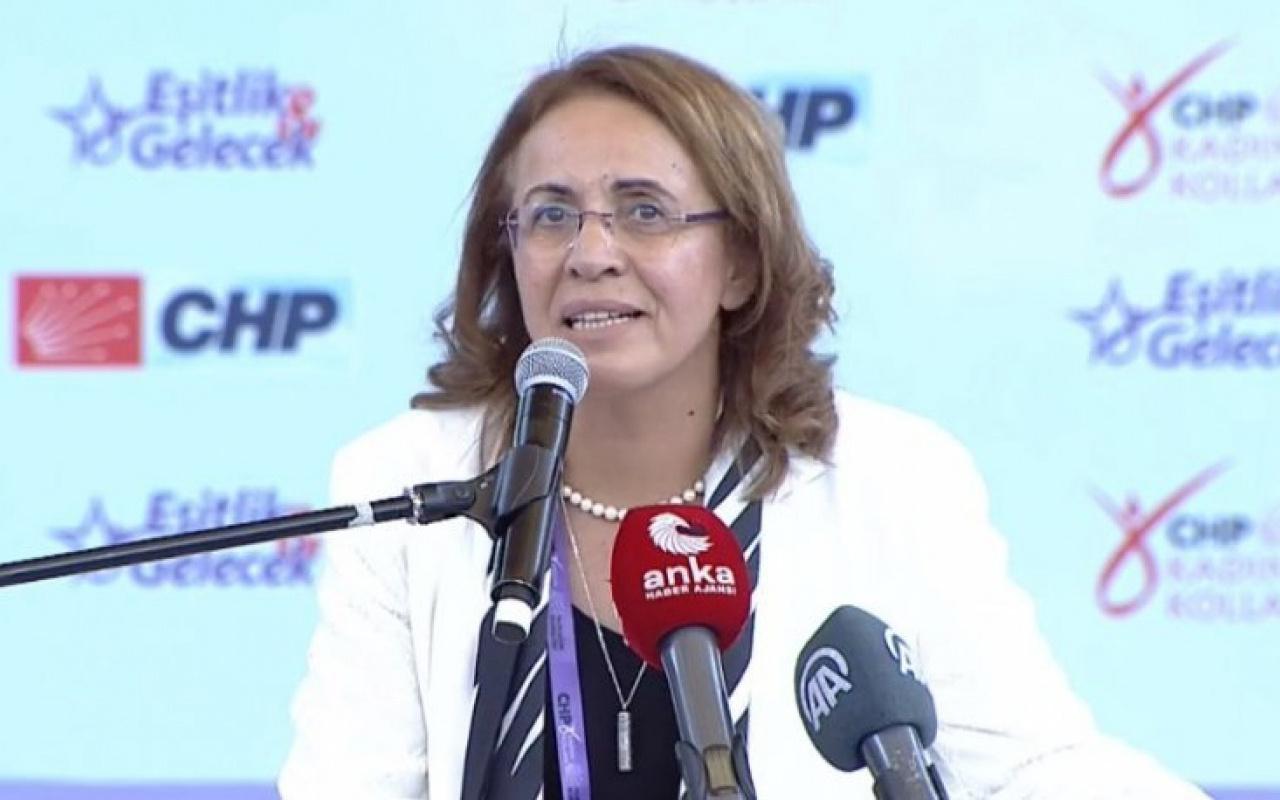 CHP'li Fatma Köse, Canan Kaftancıoğlu'nu topa tuttu
