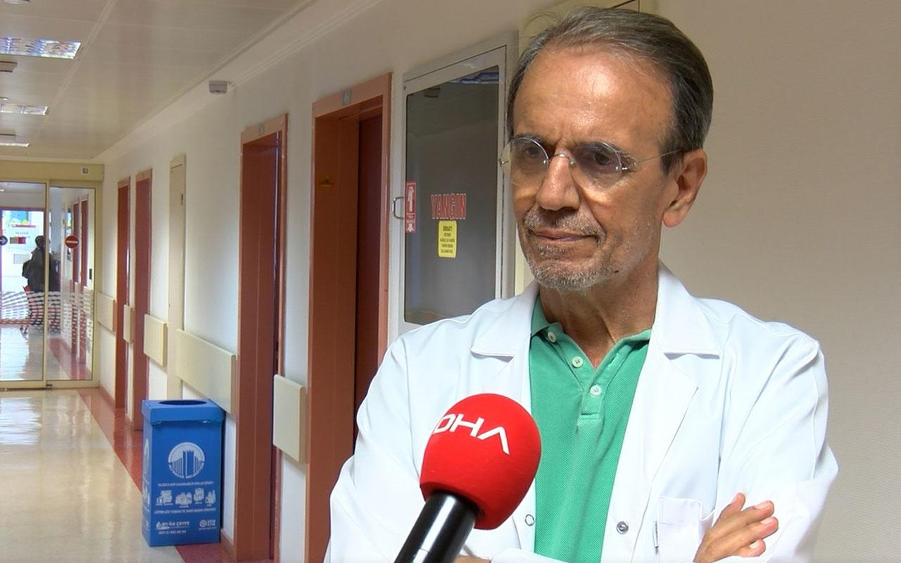 Herkes koronavirüs aşısı olmak zorunda mı? Prof. Dr. Ceyhan aşı karşıtlarına böyle seslendi