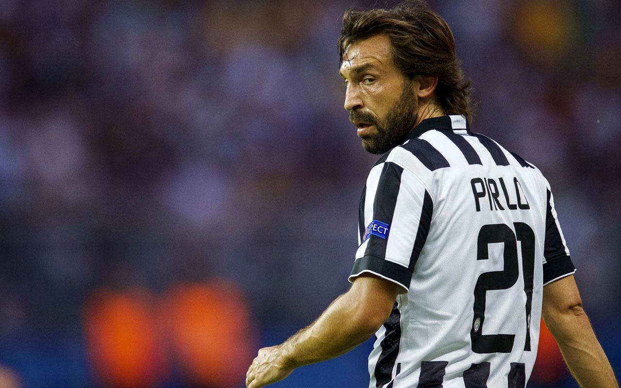 Juventus'ta Sarri yerine Andrea Pirlo getirildi!
