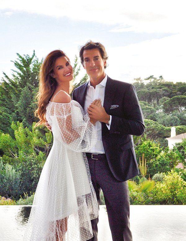 Tülin Şahin eşi Pedro de Noronha'yu ifşa etti! Meğer evli de değillermiş