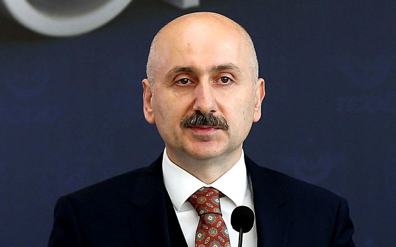 Bakan Adil Karaismailoğlu'ndan Türkiye'nin uzay çalışmalarına destek mesajı