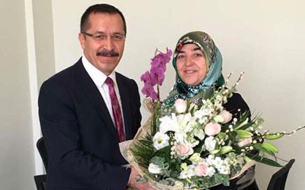 Pamukkale Üniversitesi Rektörü Hüseyin Bağ görevden uzaklaştırıldı adrese teslim ilan olay olmuştu