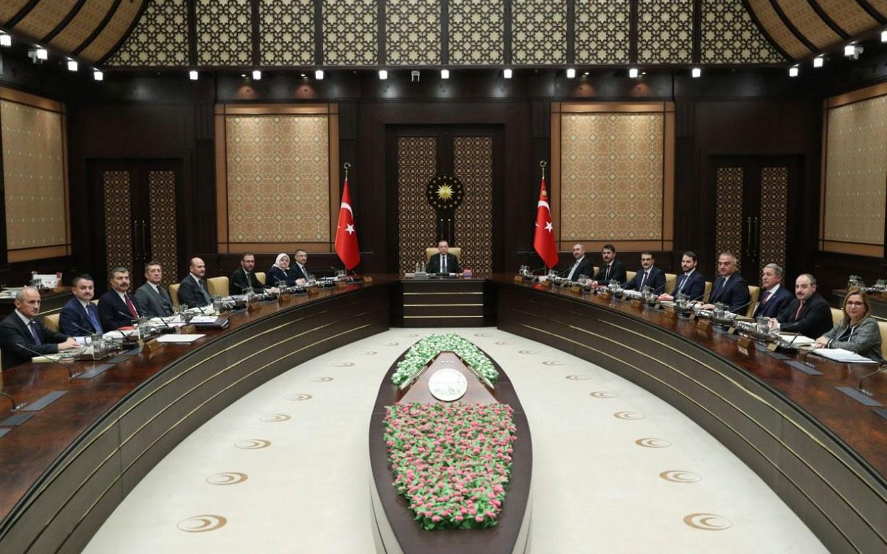Cumhurbaşkanlığı Kabinesi toplandı! Yeni korona yasakları ve okulların açılış tarihi...
