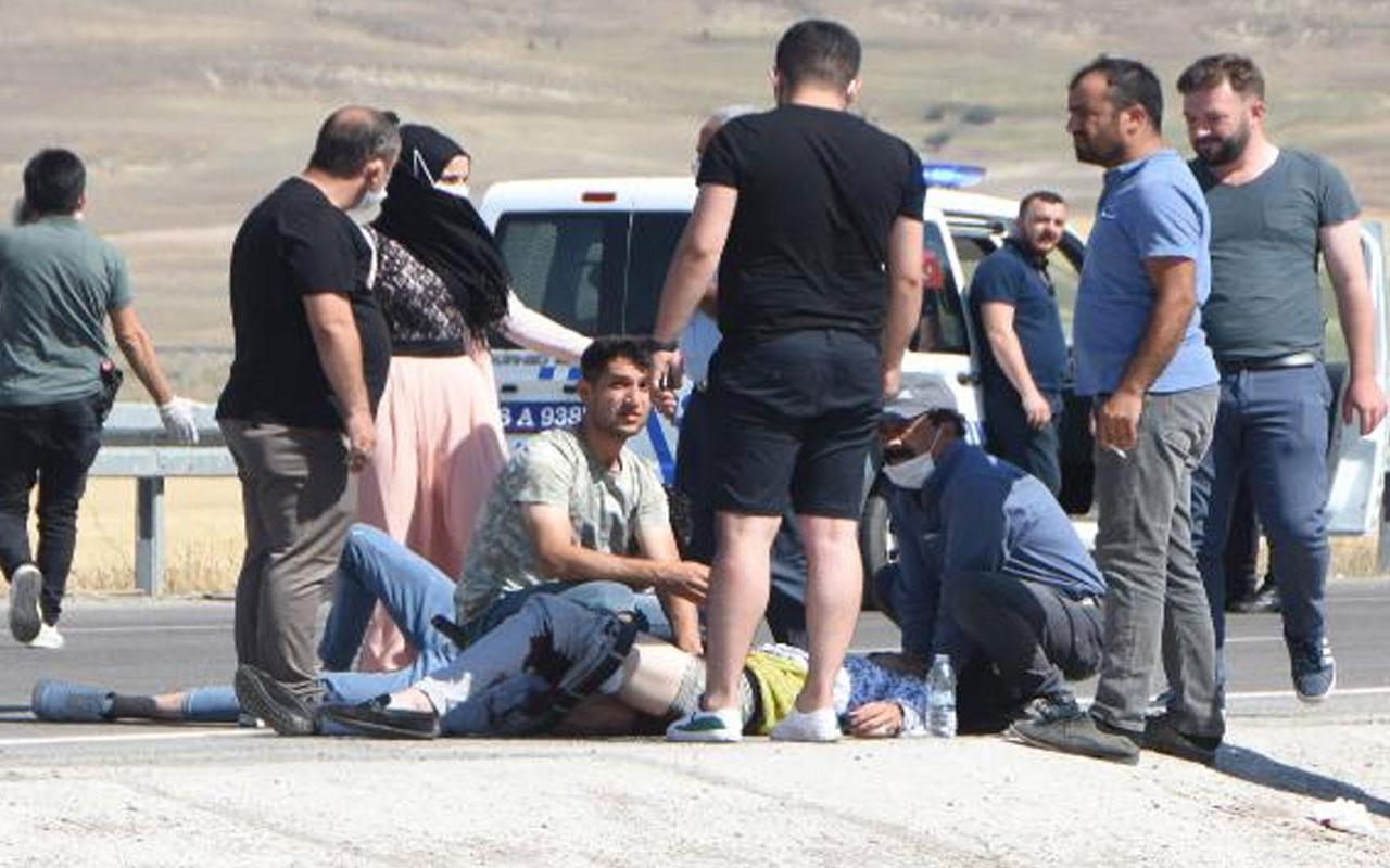 Sivas'ta polis memuru tartıştığı uzman çavuşu vurdu!