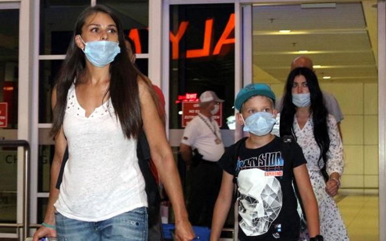 Türk otellerinde turistlere koronavirüs testleri ücretsiz! Rusya Büyükelçiliği açıkladı