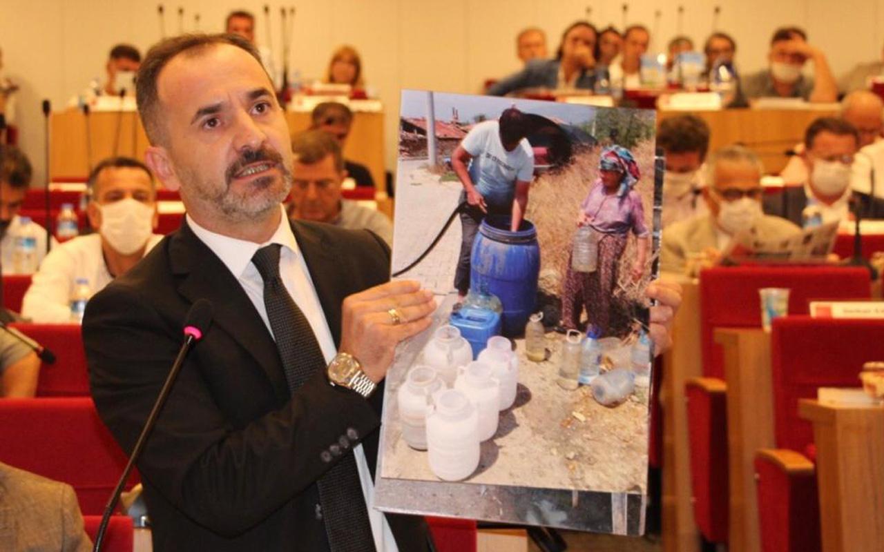 İzmir'de 8 ayda ikinci su zammına Ak parti'den tepki! 'Çiftçiye su götüremiyor'