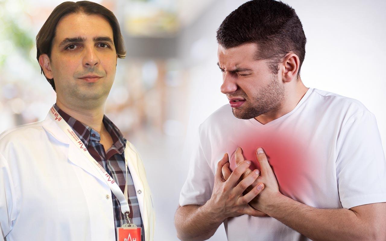 Kalp krizinin gençlerde belirtileri neler, kimler risk altında? Kardiyoloji uzmanı uyardı