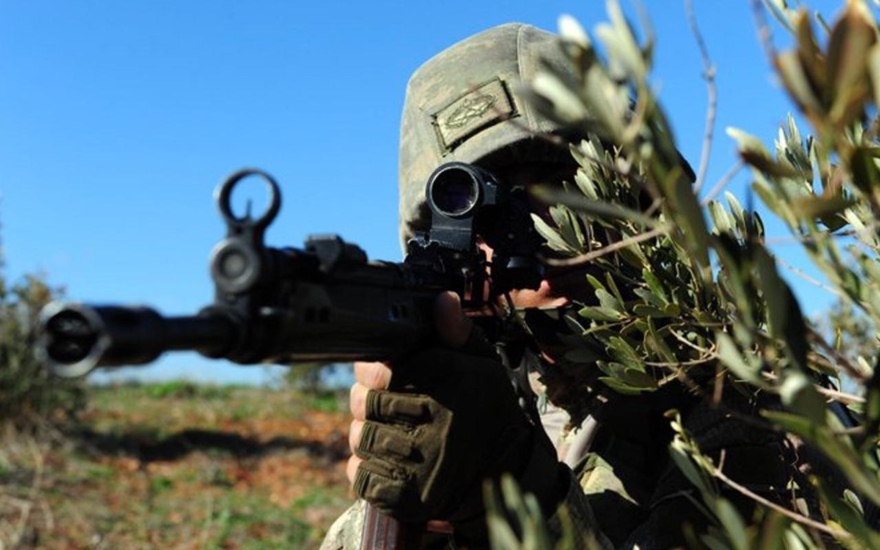 Zeytin Dalı ve Barış Pınarı bölgelerinde toplam 21 PKK'lı gözaltında! MSB duyurdu