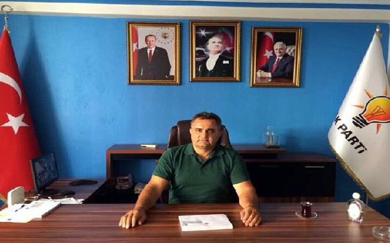 AK Parti Kiraz İlçe Başkanı İbrahim Yılmaz'ın oğlu kazada hayatını kaybetti