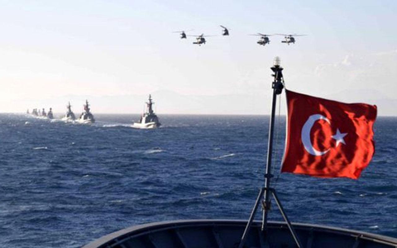 Dışişleri Bakanlığı'ndan AB'ye 'Doğu Akdeniz' yanıtı! Kararlılık mesajı verdi
