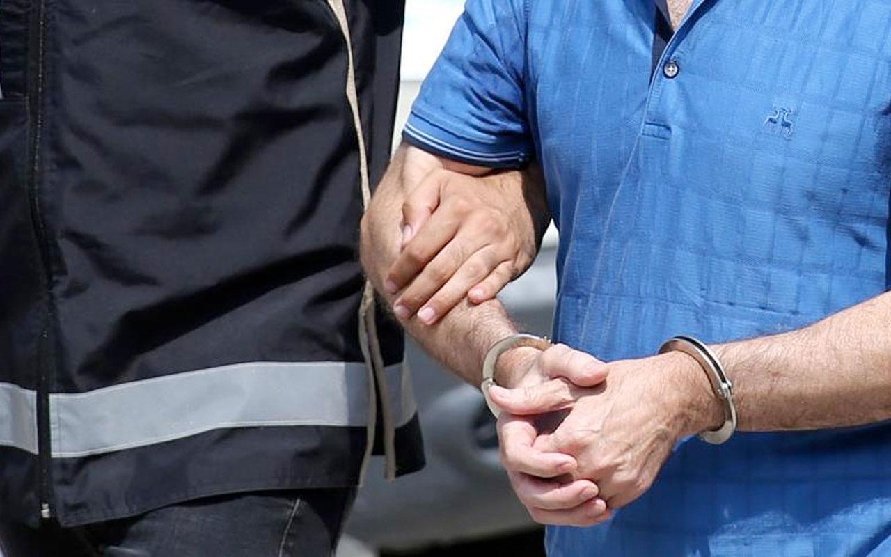 FETÖ hükümlüsü eski polis Antalya'da yakalandı