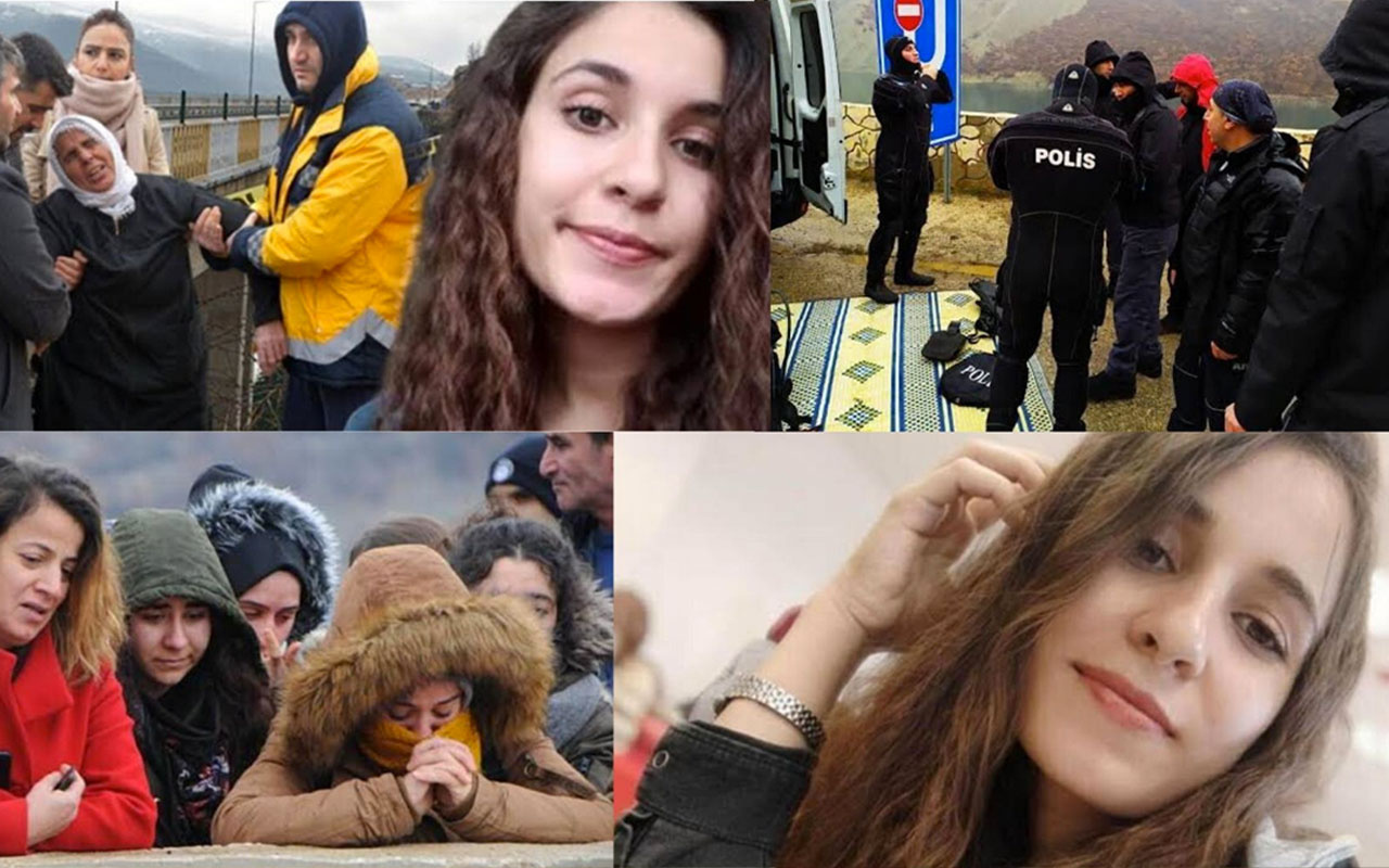 Kayıp üniversite öğrencisi Gülistan Doku dosyasında yeni gelişme