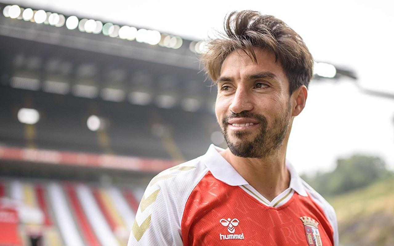 Nico Gaitan'a Braga kancası! Sözleşme imzalandı