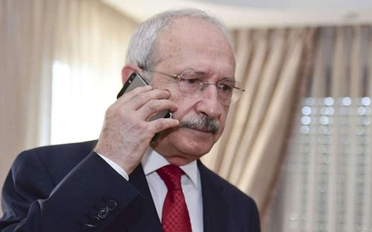 Kemal Kılıçdaroğlu deprem sonrası Belediye Başkanı Tunç Soyer'i arayı bilgi aldı