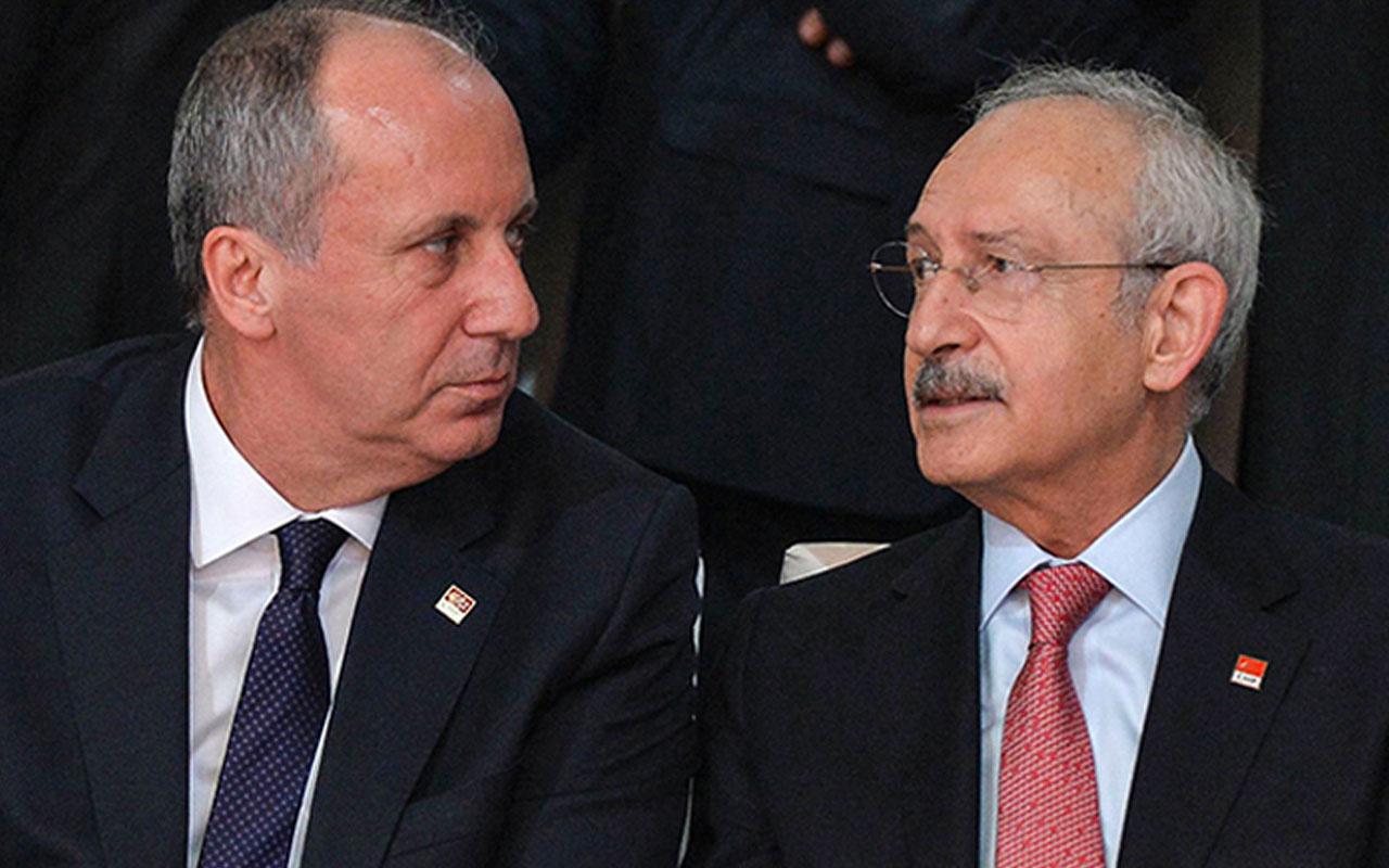 CHP'de uzun aradan sonra bir ilk!  Kılıçdaroğlu'nun Muharrem İnce stratejisi belli oldu