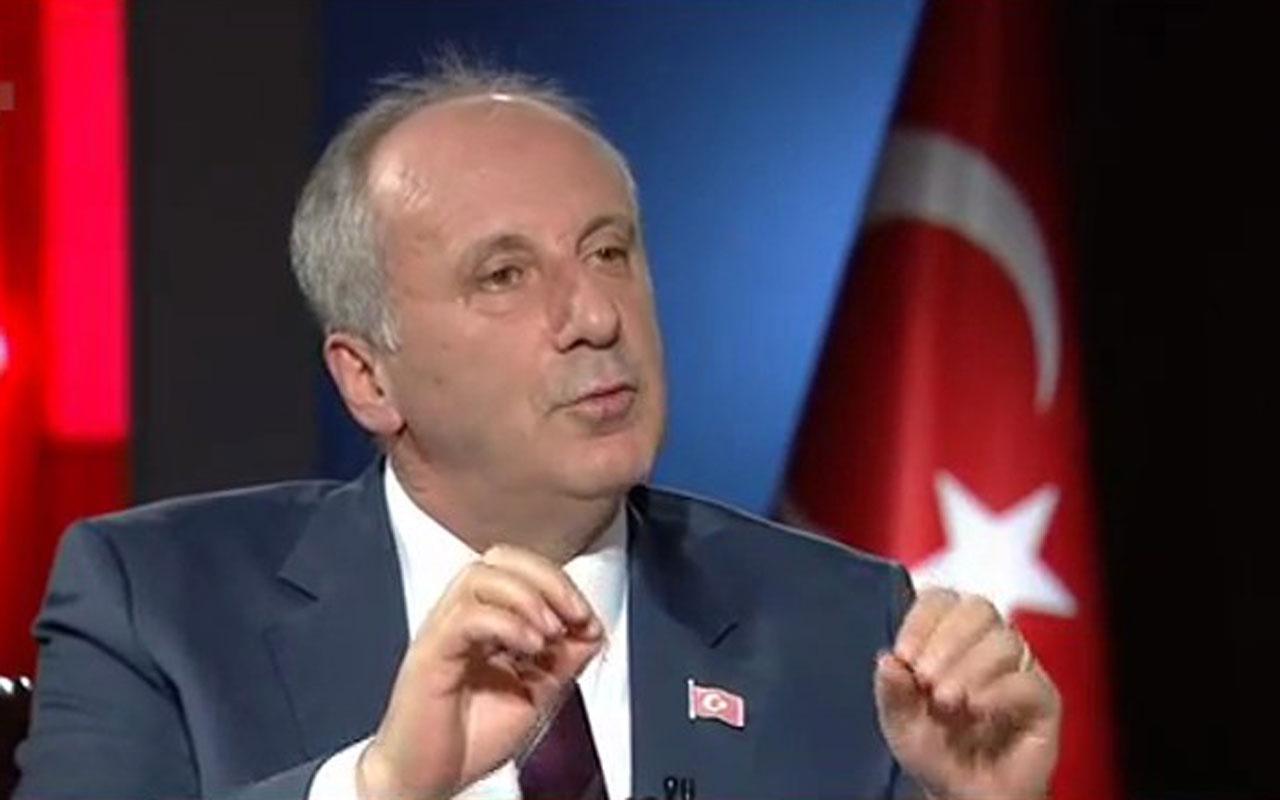 CHP'den karşı atak! Muharrem İnce'nin 1.5 dakikalık bu videosunu yayınladılar