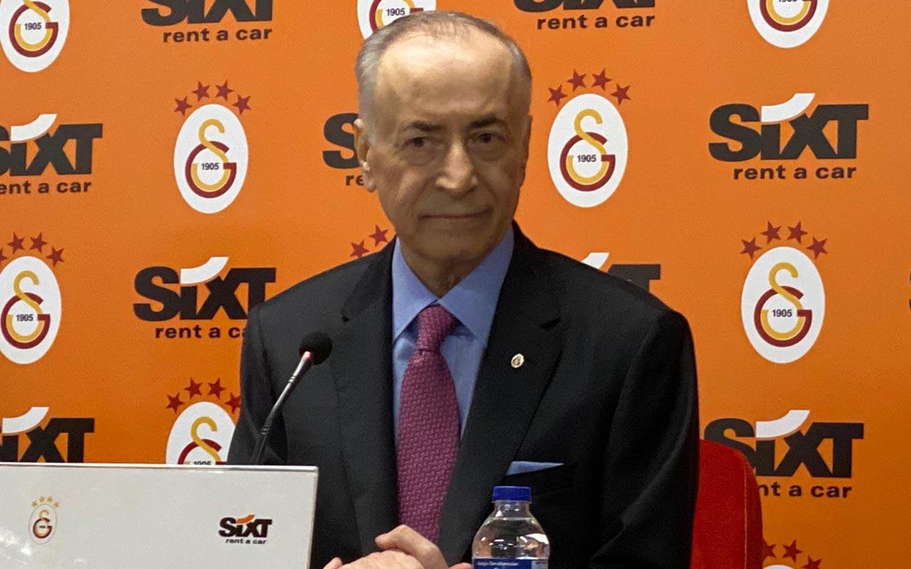 Mustafa Cengiz basın toplantısında konuştu: 4 oyuncu bizi çok yoruyor