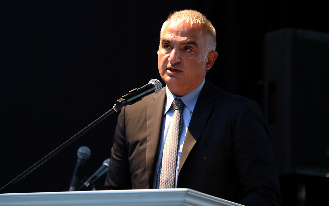 Kültür ve Turizm Bakanı Mehmet Nuri Ersoy'dan 'Dünya Tiyatro Günü' mesajı