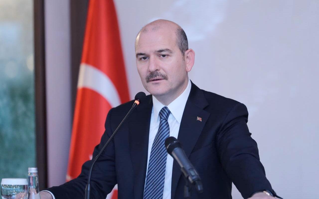 Bakan Süleyman Soylu'ya terörist başı Cemil Bayık öldürüldü iddiası soruldu