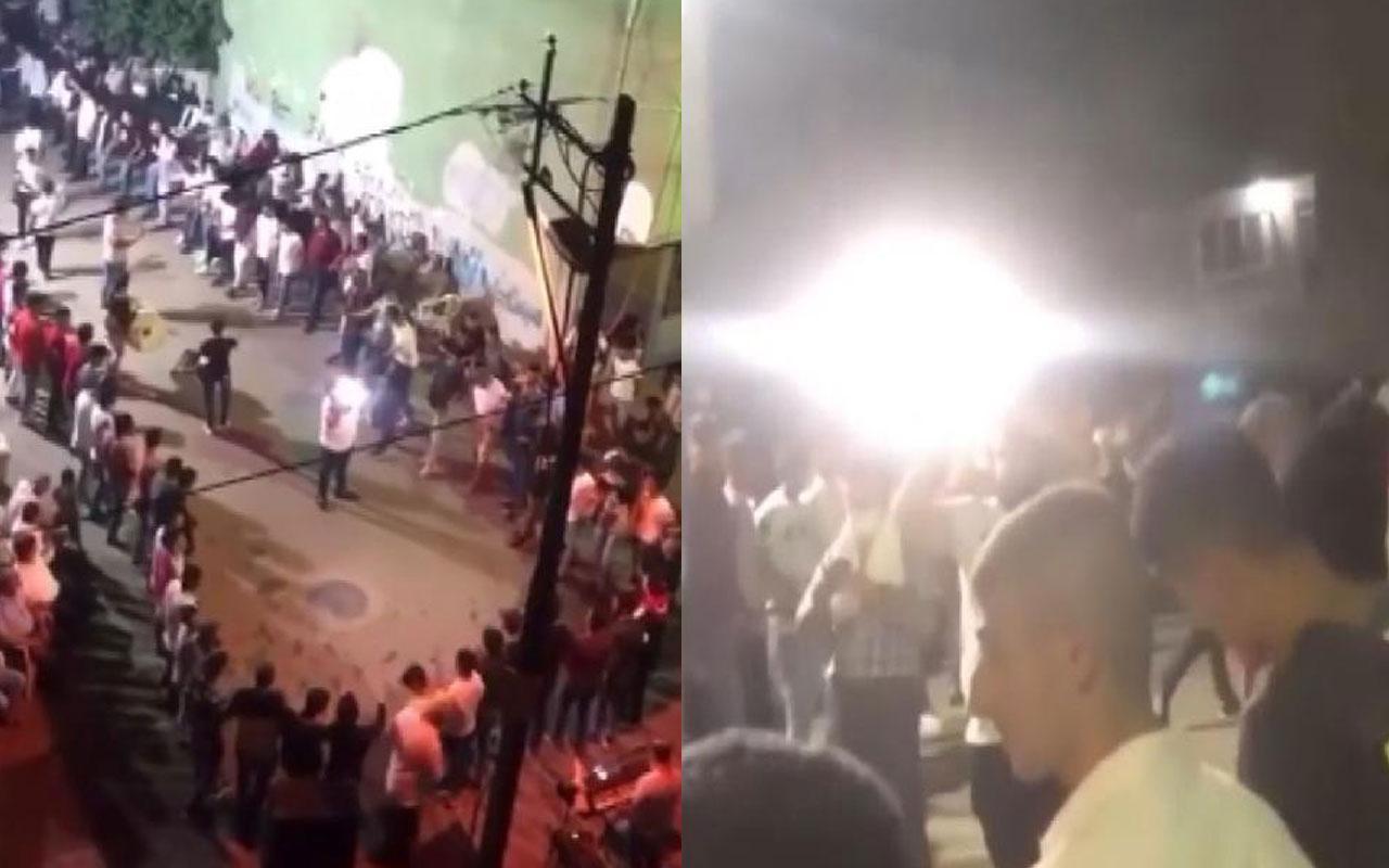 Bursa'da halaylı asker eğlencesi! Baba ve oğluna ceza yağdı