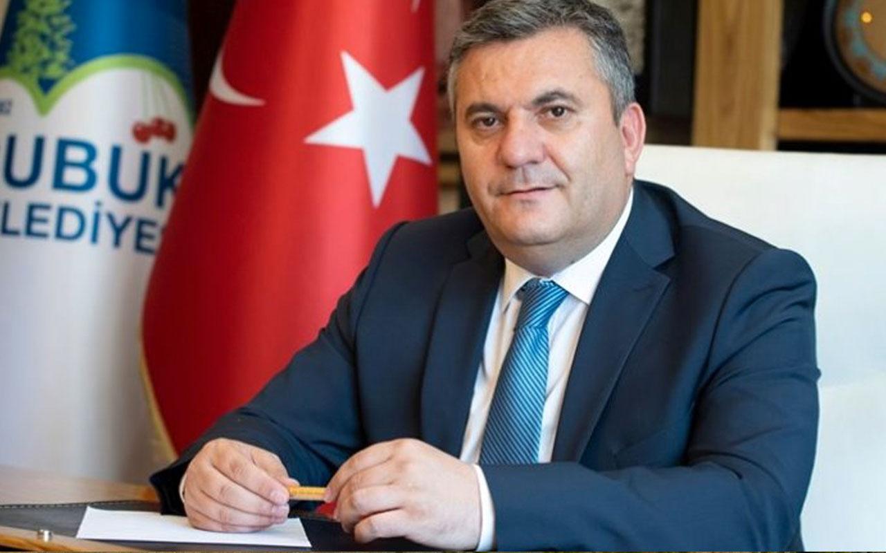 Çubuk Belediye Başkanı Baki Demirbaş'ın koronavirüs testi pozitif çıktı