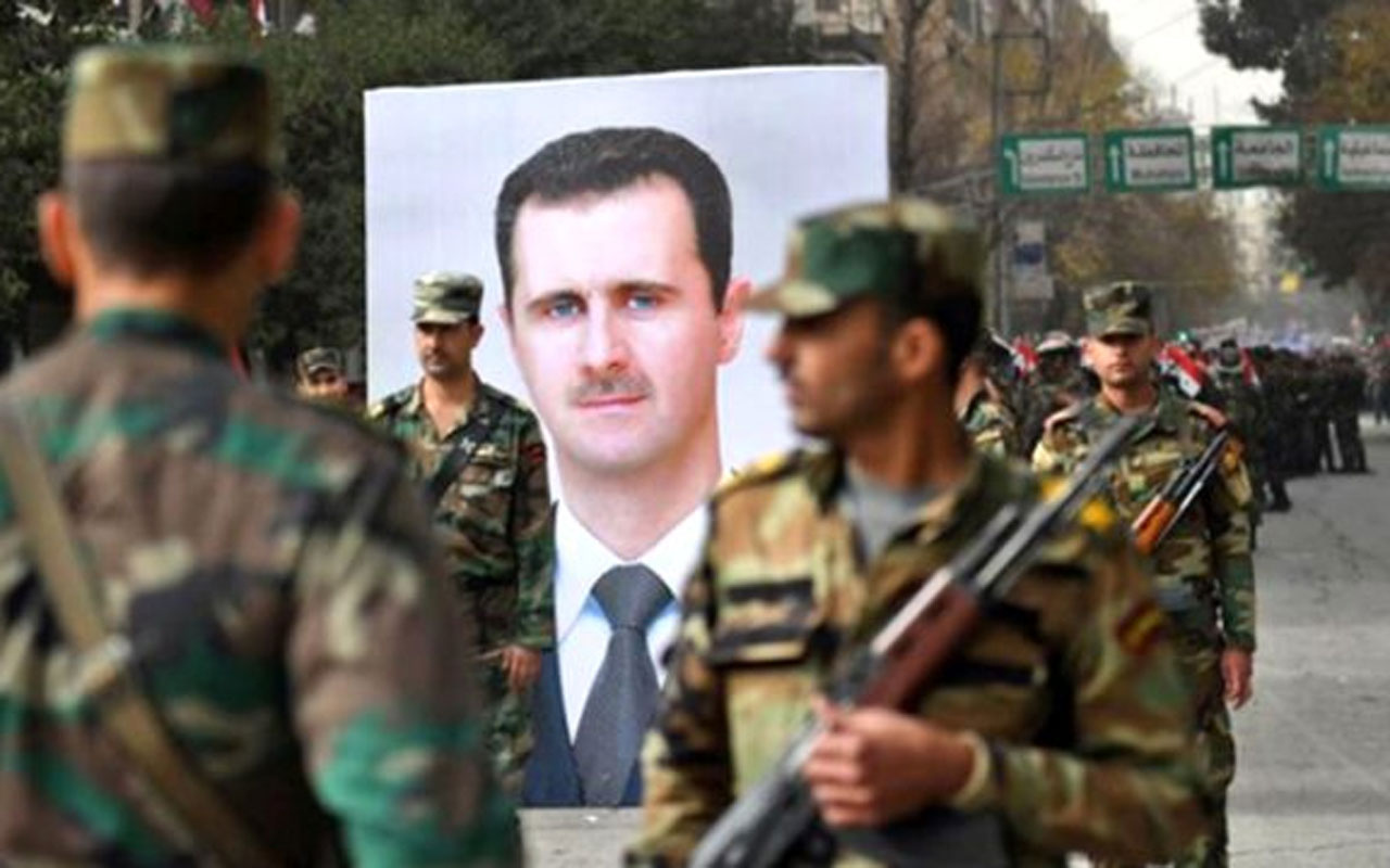 Esad rejiminin Türk askerinin de bulunduğu bölgeye sızma girişimi püskürtüldü
