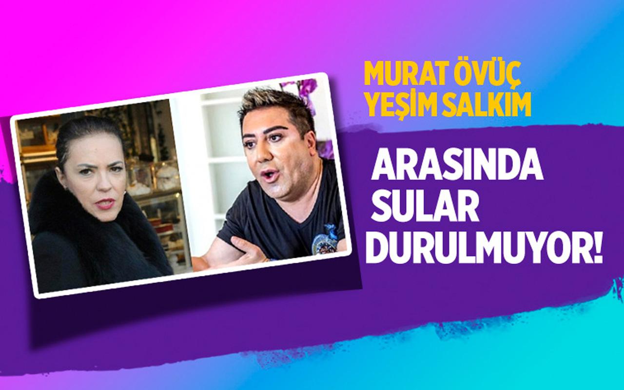Fenomen Murat Övüç ve Yeşim Salkım kavgasının asıl sebebi ortaya çıktı!