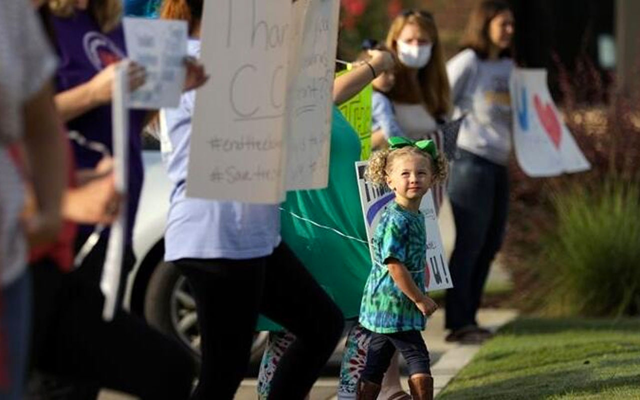 ABD'de aynı okul bölgesindeki 800 çocuk koronavirüs şüphesiyle karantinaya alındı