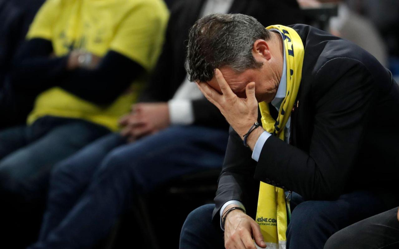 Fenerbahçe'nin harcama limiti itirazına TFF Tahkim Kurulundan ret