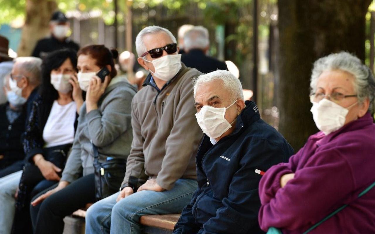 Sivas'ta 65 yaş üstü vatandaşlara sokağa çıkma kısıtlaması