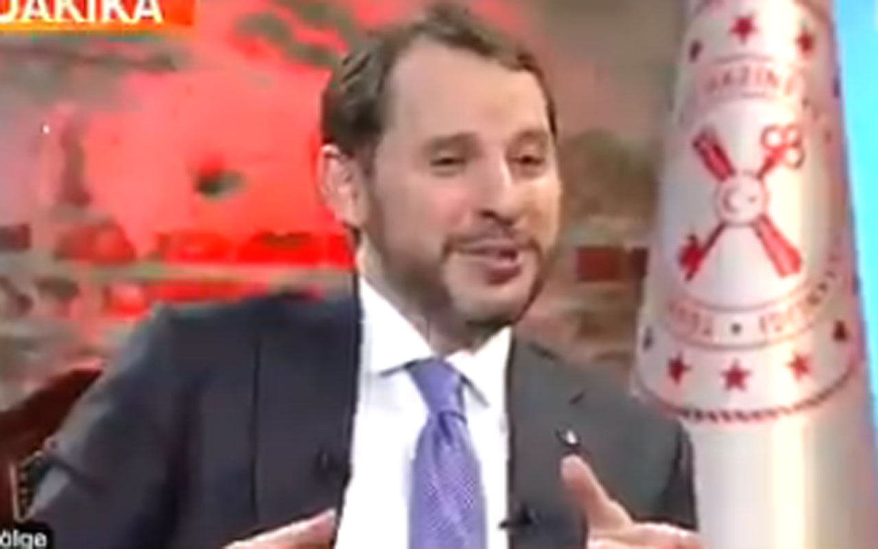 Hazine Bakanı Berat Albayrak'tan 'dolar' açıklaması! 'Dolarla mı maaş alıyorsun