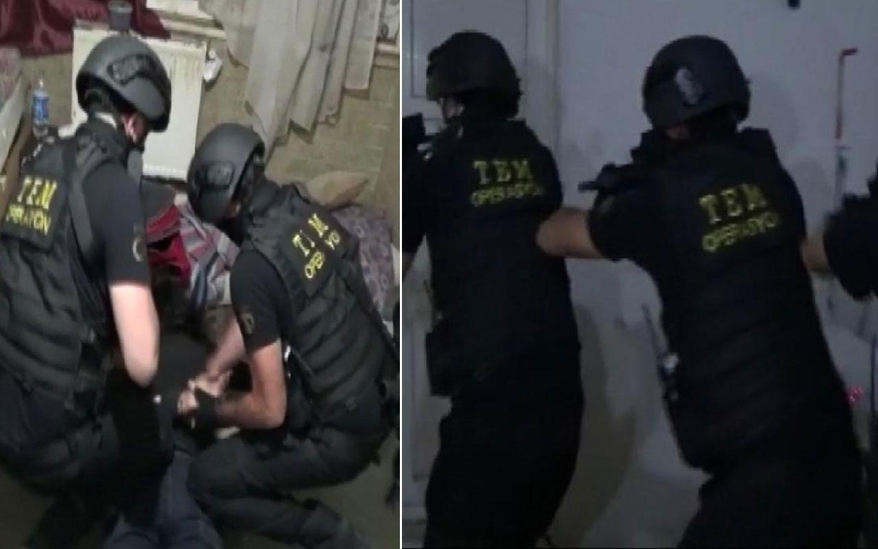 Bursa'da enselenen DAEŞ'li terörist: Hedefim polis merkezinde kendimi patlatmaktı