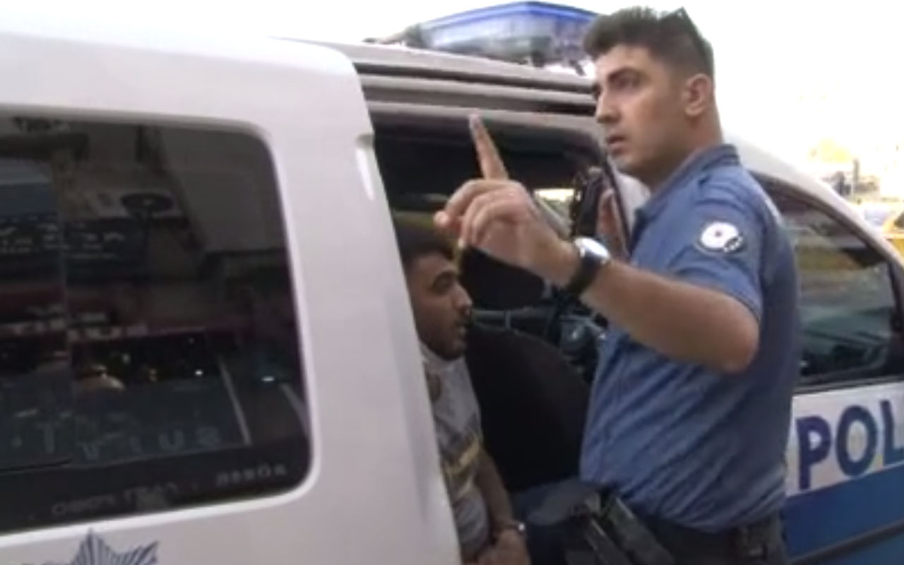 Eyüpsultan'da silahlı gaspçılar taksiciye dehşeti yaşattı