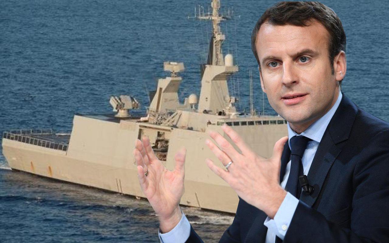 Fransa'dan Doğu Akdeniz çıkarması: iki jet ve fırkateyn gönderiyor