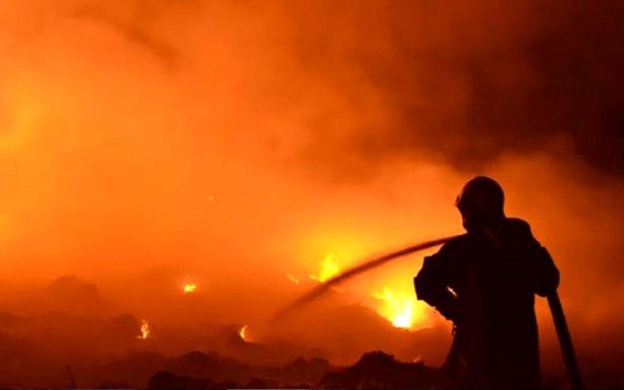 Yozgat'tan üzüntüye boğan haber! Bir evde çıkan yangında yaşlı çift öldü