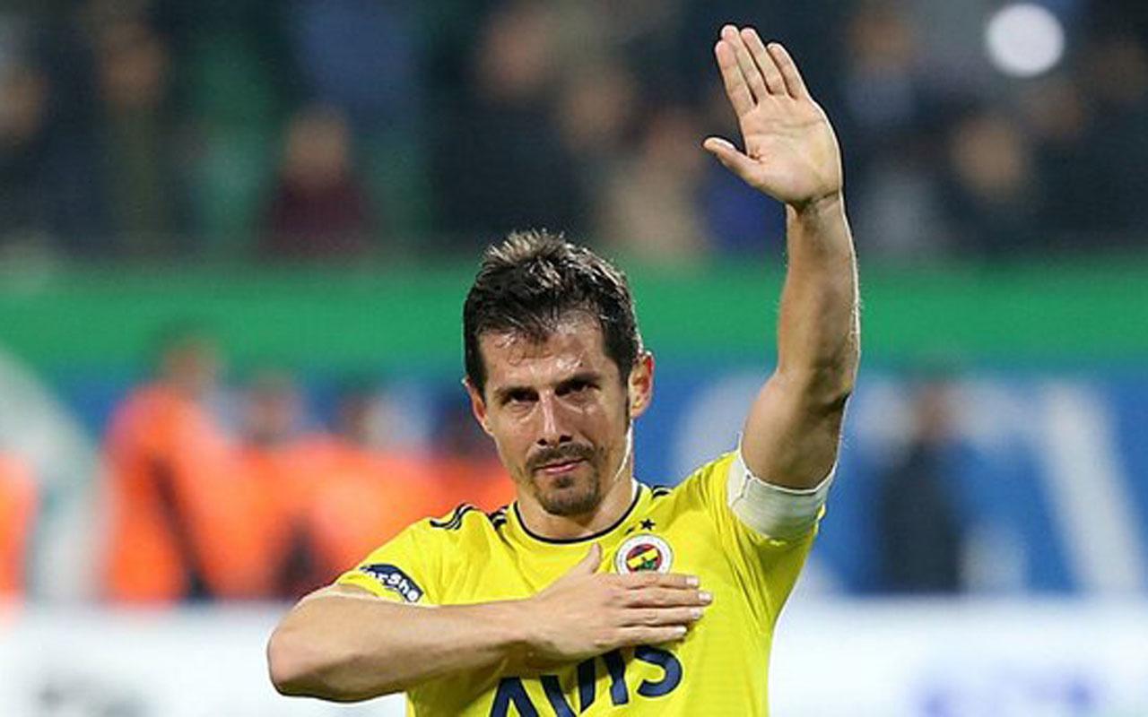 Ünlü futbolcu Emre Belözoğlu, futbol kariyerini noktaladı