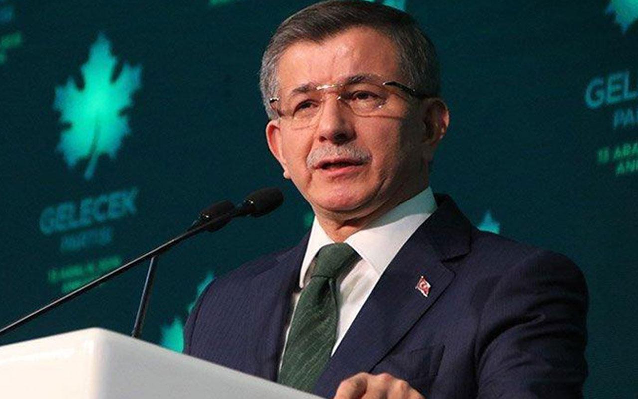 Davutoğlu partisinin il kongresinde konuştu