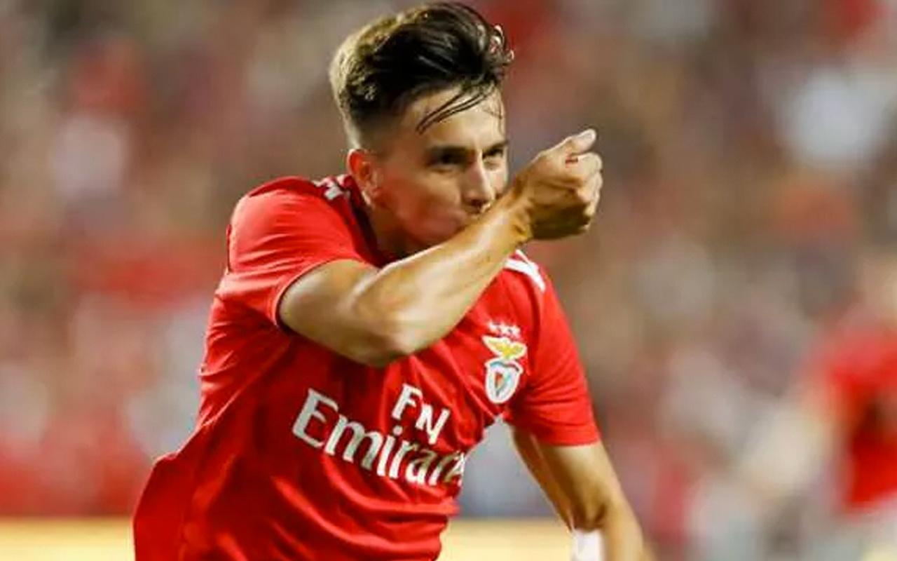 Beşiktaş Benfica'dan Franco Cerv'i markajına aldı! Menajeri doğruladı