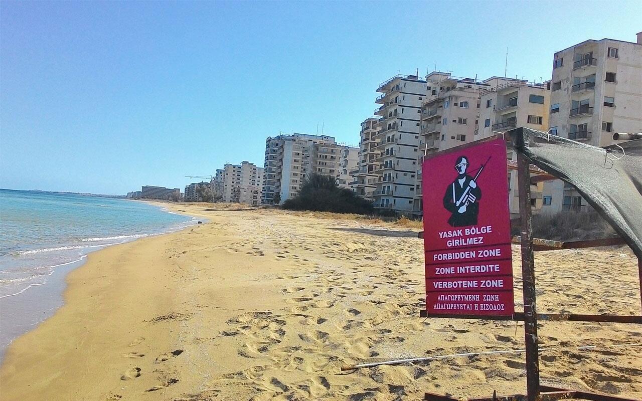 Güney Kıbrıs'ta Kapalı Maraş paniği: Türkler blöf yapmıyor