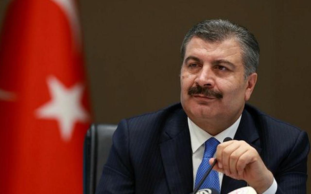 Sağlık Bakanı Fahrettin Koca'dan 'Bu sonucu bekliyorduk' açıklaması
