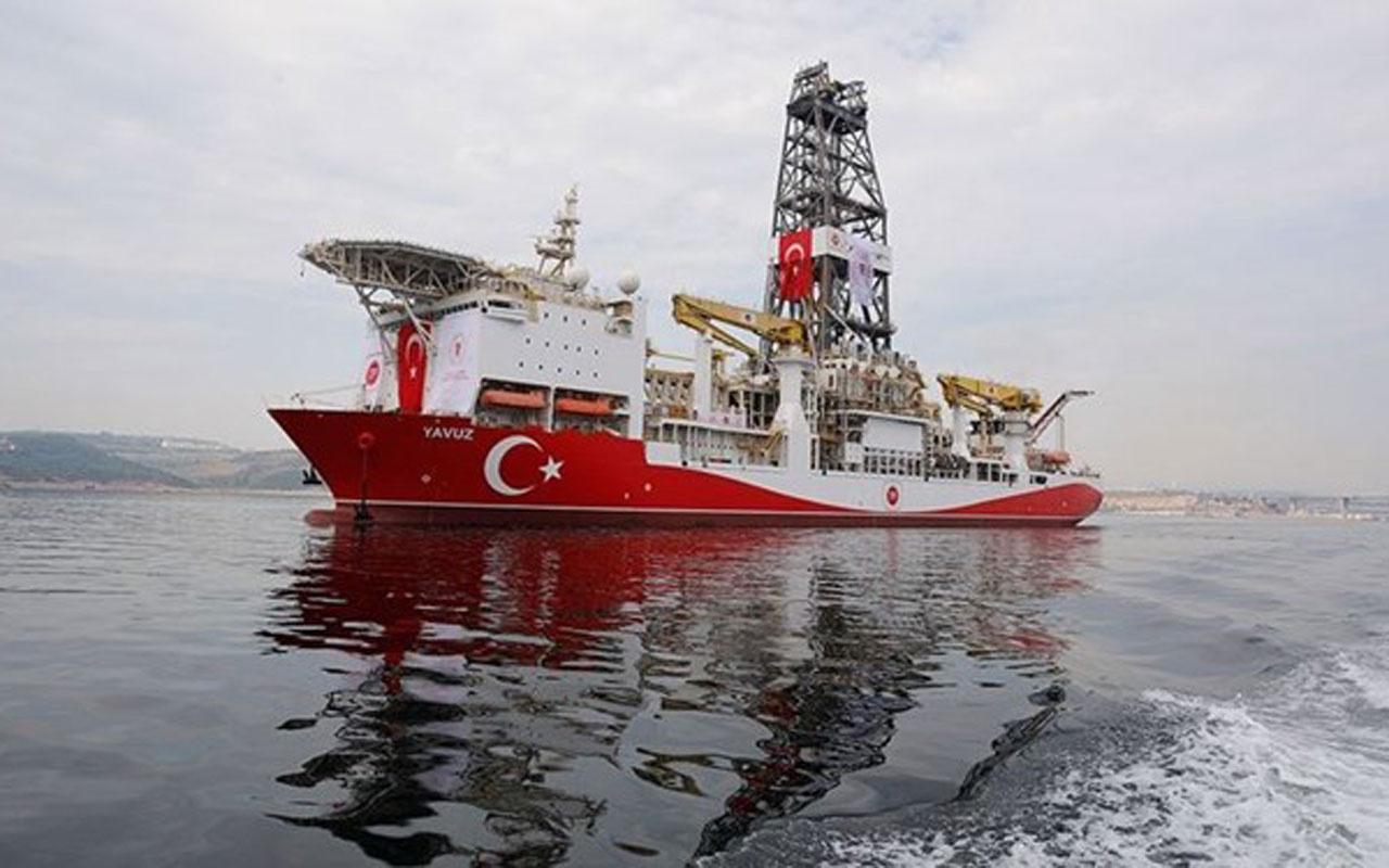 Türkiye'den Doğu Akdeniz'de yeni Navtex ilan etti! Bu kez Yavuz gemisi için